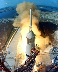 Fear of Mathematics: Launch of Apollo 11